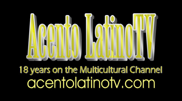 Many thanks to Acento Latino TV, every Wednesday at 9pm on channel 116 in Vancouver, Greater Vancouver, Squamish, Whistler & Bowen Island Channel 51 in Delta, Ladner & Tsawwassen