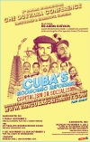 November 2, 2012:  Performing for Aleida Guevara and other prominent Cubans at the annual Che Guevara conference.
